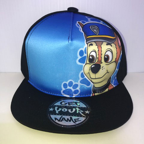 Chase Airbrushed Hat