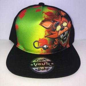 Foxi Airbrushed Hat