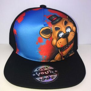 Fred Airbrushed Hat