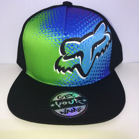 FX Airbrushed Hat