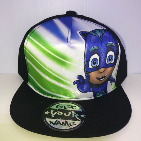 Catboy Airbrushed Hat