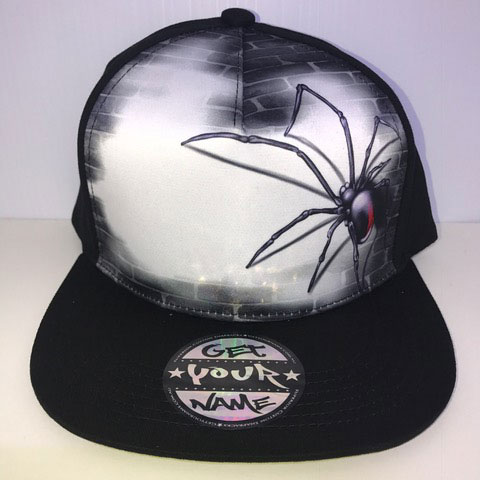 Readback Airbrushed Hat