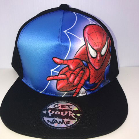Spidey Airbrushed Hat