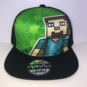 Minecraft Airbrushed Hat