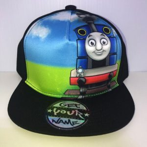 Thomas Airbrushed Hat