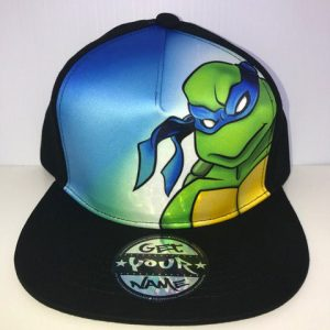 TMNT Airbrushed Hat