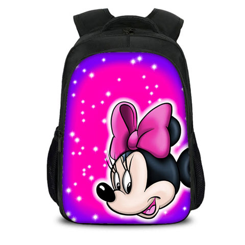 Minnie Airbrushed Backpack