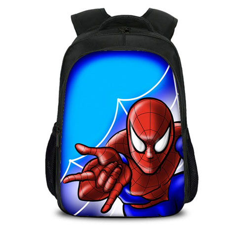 Spidey Airbrushed Backpack