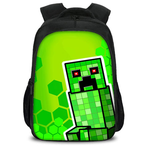 Minecraft Airbrushed Backpack