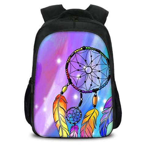 Dreamcatcher Airbrushed Backpack