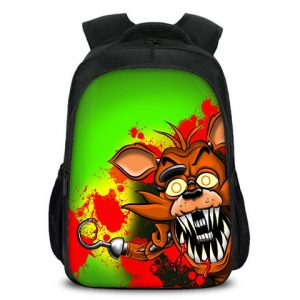 Foxy Airbrushed Backpack