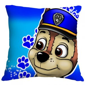 Chase Airbrushed Cushion Cover