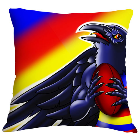 Adelaide Crows Airbrushed Cushion Cover