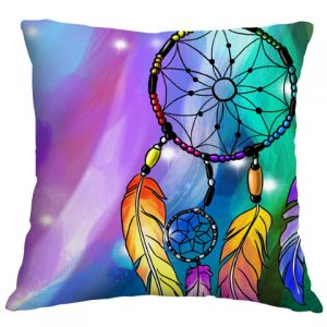 Dreamcatcher Airbrushed Cushion Cover