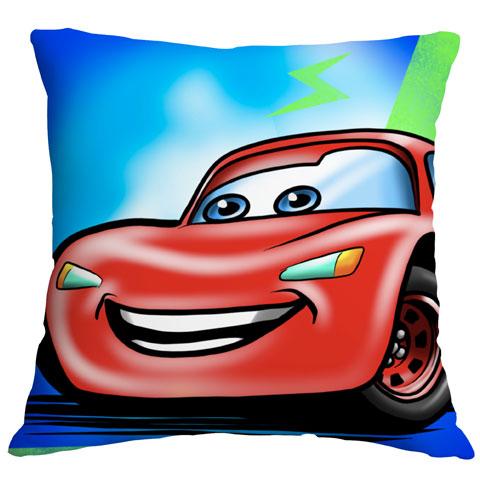 Lightning Airbrushed Cushion Cover