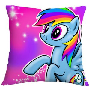 My Little Pony Airbrushed Cushion Cover