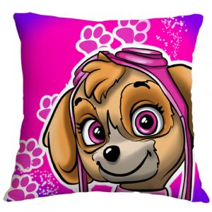 Skye Airbrushed Cushion Cover