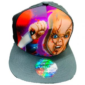Chucky Airbrushed Hat