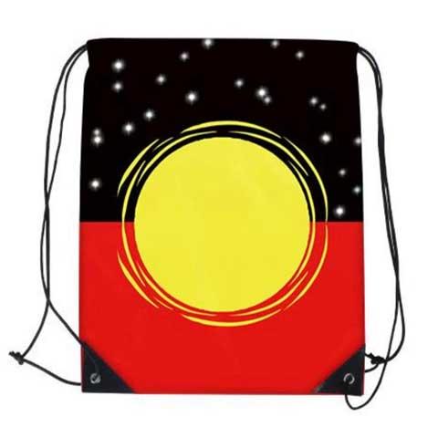 aboriginal-design-drawstring-bag