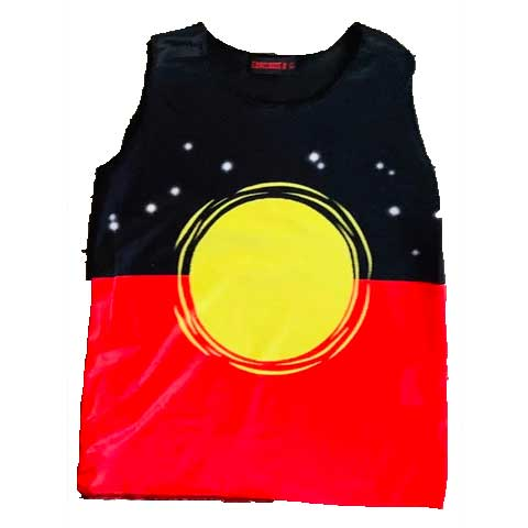 aboriginal-design-singlet