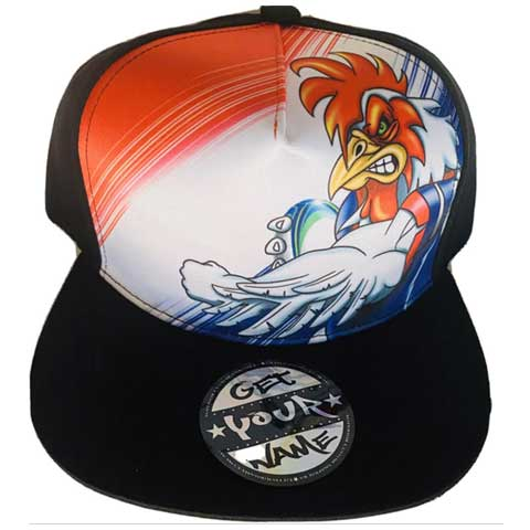 hat-roosters-football